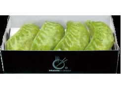 11A. Raviolis aux légumes(4pcs)