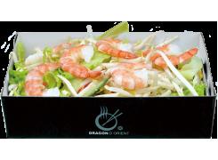 14. Salade soja crevettes(1 portion)
