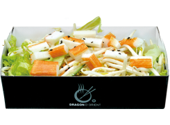 16A. Salade soja surimi(1portion)