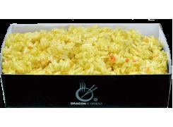 A29. Riz au curry(poulet légumes)