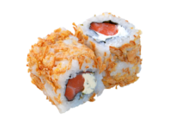 CM3. Croustiroll saumon kiri(8pcs)