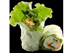 LR5. Lightroll avocat tempura(8pcs)