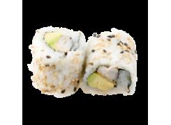 MA18. California avocat tempura (8pcs)