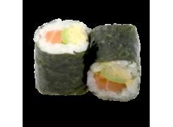 MA4. Maki avocat saumon(8pcs)