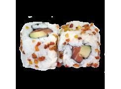 NR2. Nuts roll avocat saumon(8pcs)