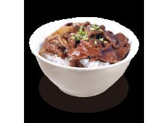 PC9. Boeuf aux oignons sur riz nature