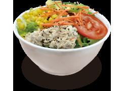 SC1. Salade crudité thon cuit