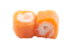 SR2. Shakeroll saumon kiri(8pcs)